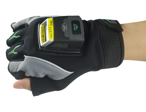 Wearable Glove Barcode Scanner MS02
