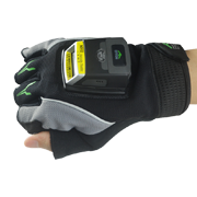 Glove Mounted Barcode Scanner MS02